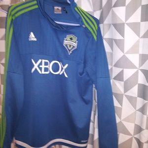 Seattle Sounders team shirt